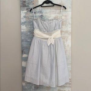 Betsy Johnson Seersucker Dress